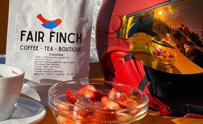 Кавова лабораторія Fair Finch