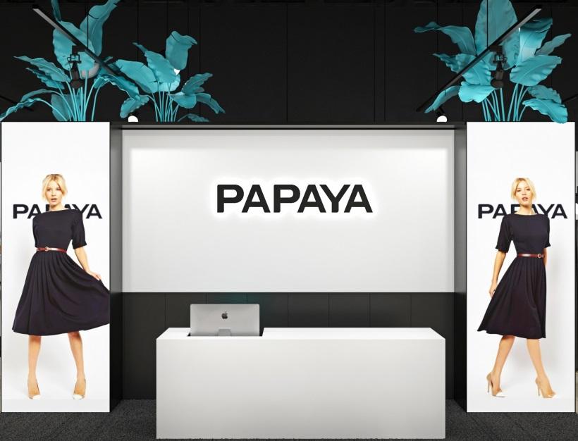 Сеть магазинов PAPAYA