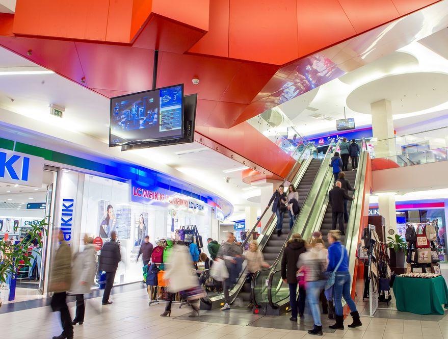 Торгово-розважальні центри