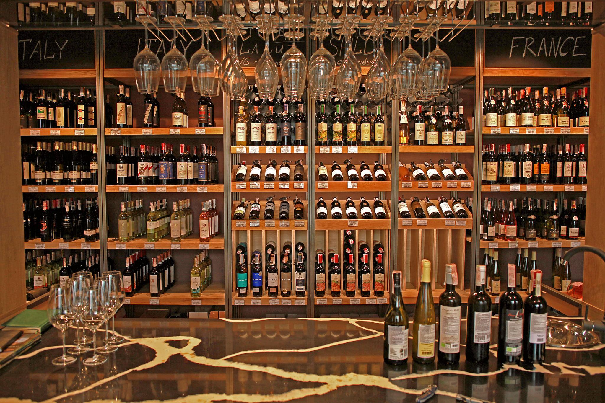 Сеть магазинов Wine Gallery
